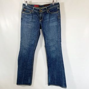 AG Adriano Goldschmied 29S Jeans The Merlot Cotton